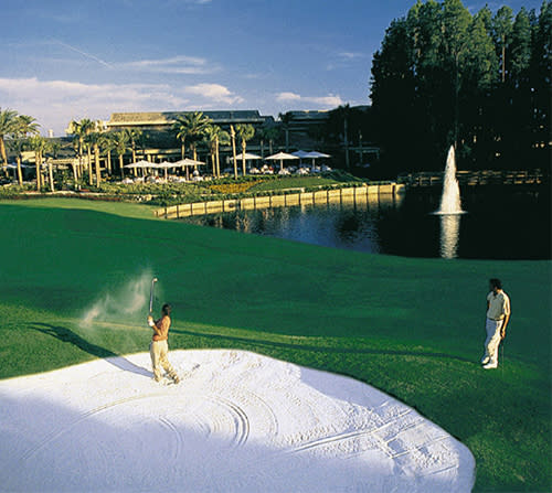 Tampa Bay Vacation Condo: Saddlebrook Resort