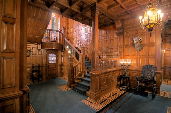 Craigdarroch Castle Historical Museum Society