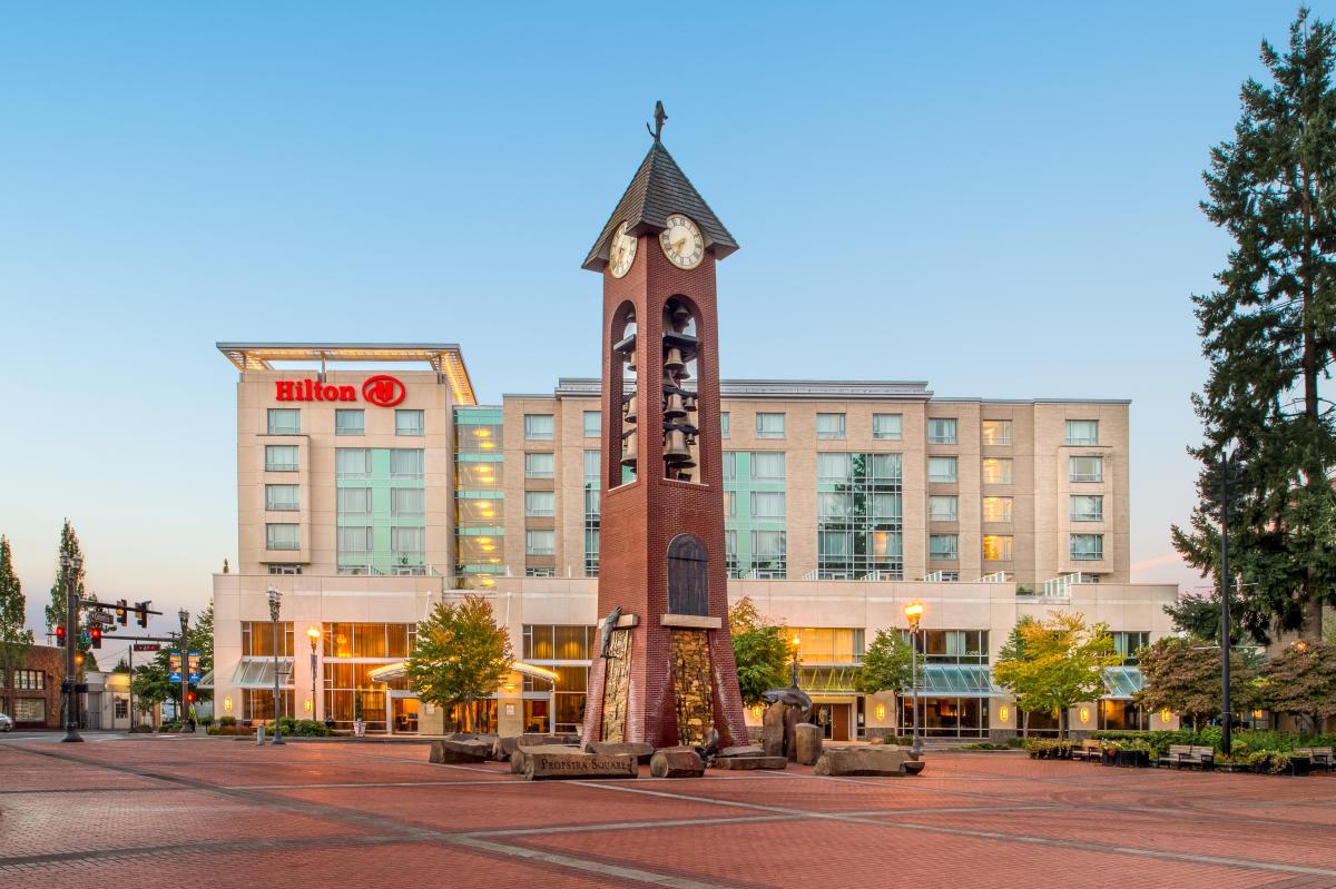 Hilton Vancouver Wa
