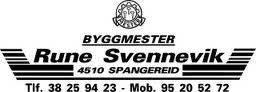 Rune Svennevik - Logo