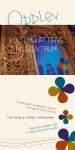 Kulturvandring brosjyre