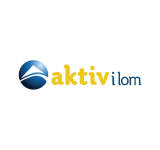 Aktiv i Lom - Logo web VJ og VN