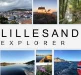 Lillesand Explorer logo