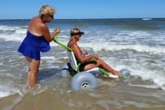 Beach Mobility Als