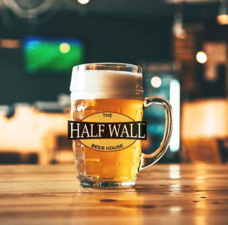 Half Wall Beer House New Smyrna Beach