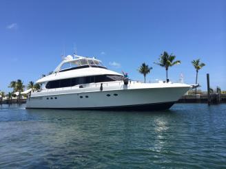 Companionship Luxury Yacht Charters Map Halifax Harbor Marina Daytona Beach