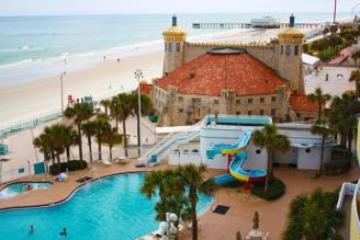 Daytona Beach Oceanwalk Condo Units