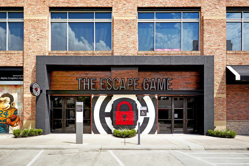Image result for Escape Game Houston
