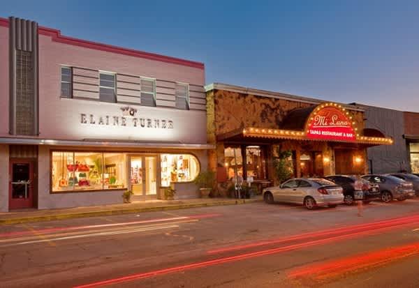 Mi Luna Restaurants In Houston Tx 77005