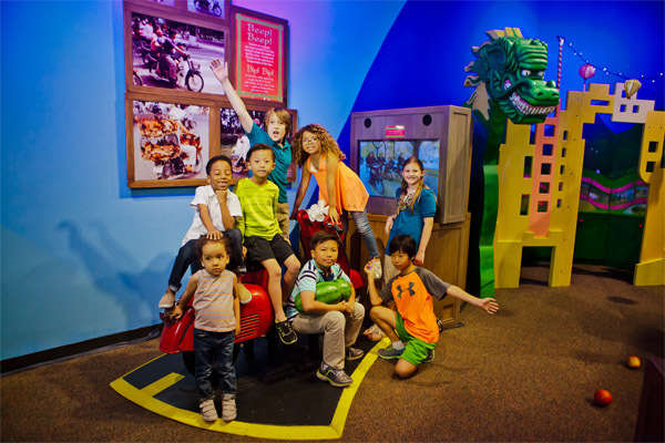 dragons and fairies kid friendly events in houston tx 77004