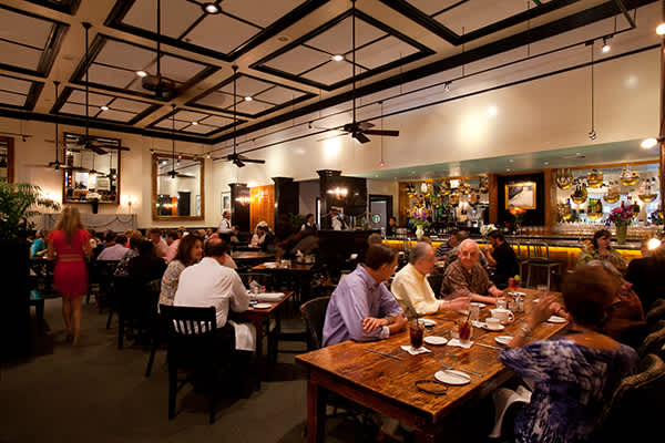 Ouisie S Table Restaurant Bar And Garden