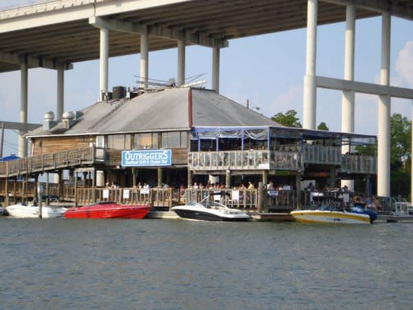 Outriggers Seafood Grill Oyster Bar