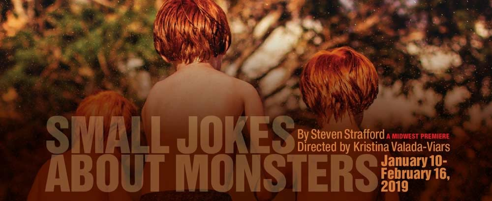 Small Jokes About Monsters