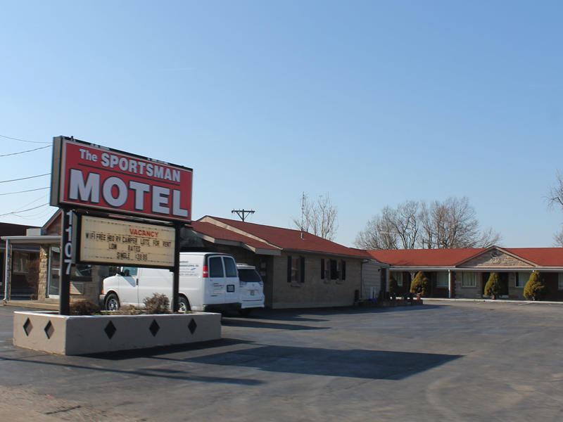 Sportsman Motel Lexington Ky
