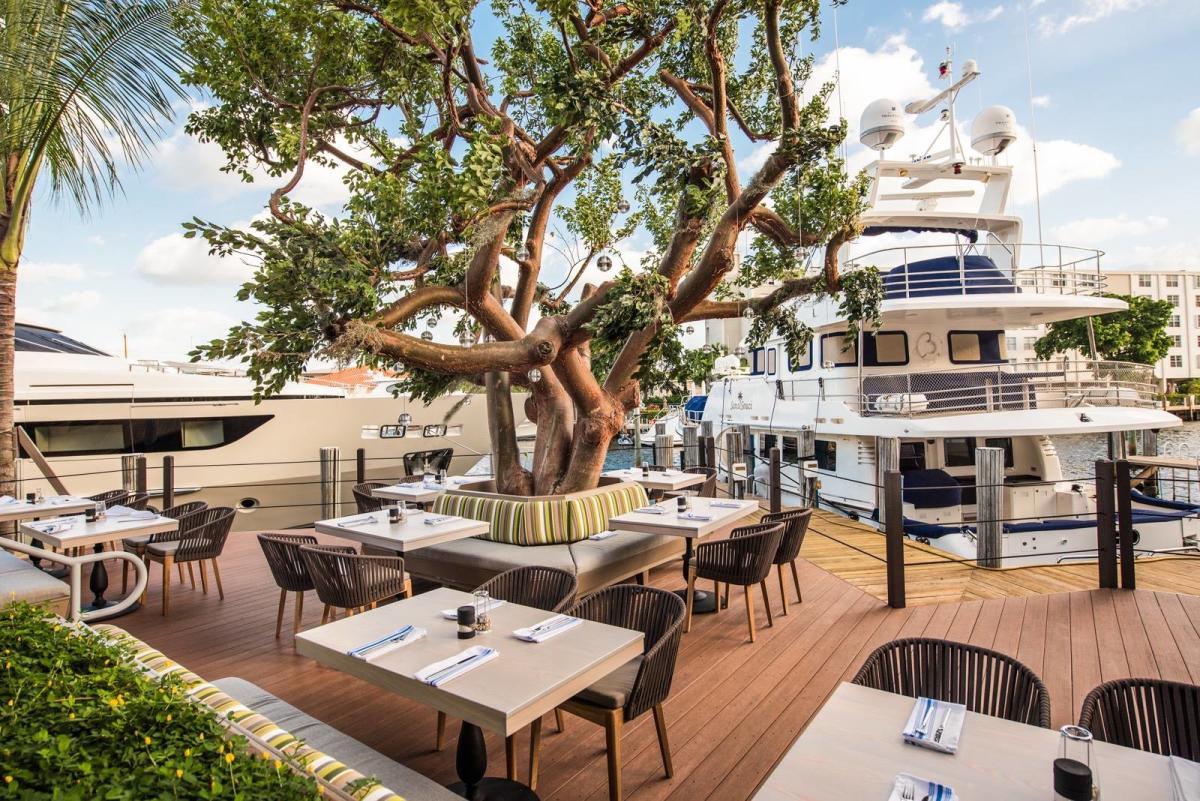 Boatyard Restaurant Fort Lauderdale Fl 33316