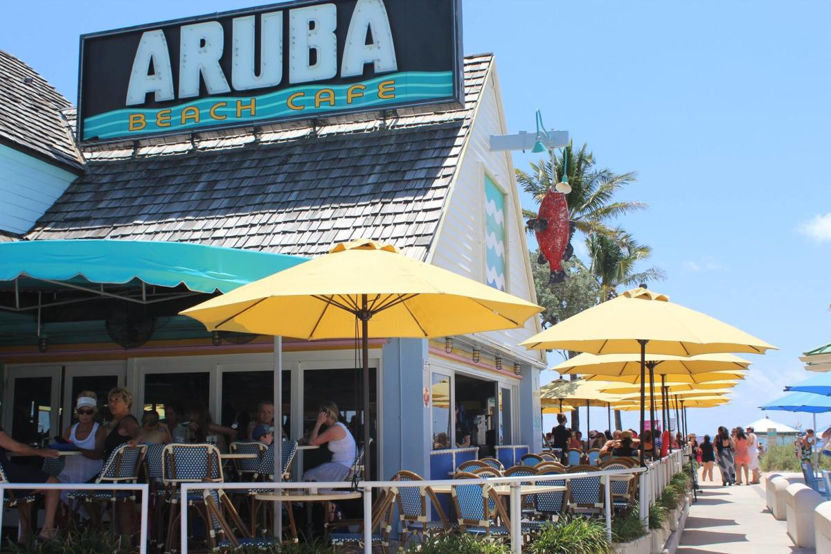 ARUBA BEACH CAFE | Lauderdale By The Sea, FL 33308