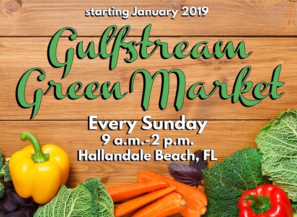 Gulfstream Green Market   Hallandale Beach, FL 33009