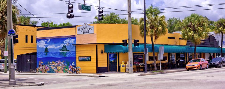 Floridian Restaurant Fort Lauderdale Fl 33301