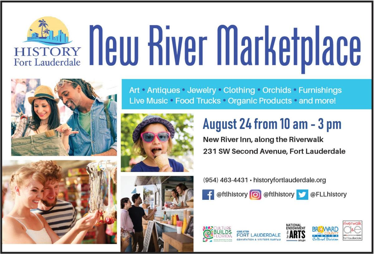 New River Marketplace at History Fort Lauderdale | Fort