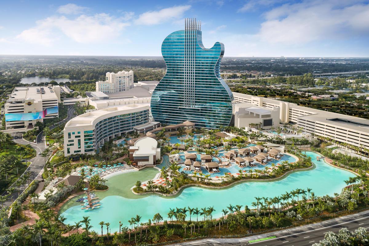 Hard rock casino in fort lauderdale