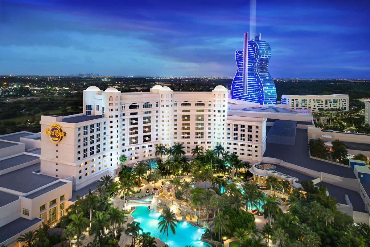 Seminole Hard Rock Hollywood Casino
