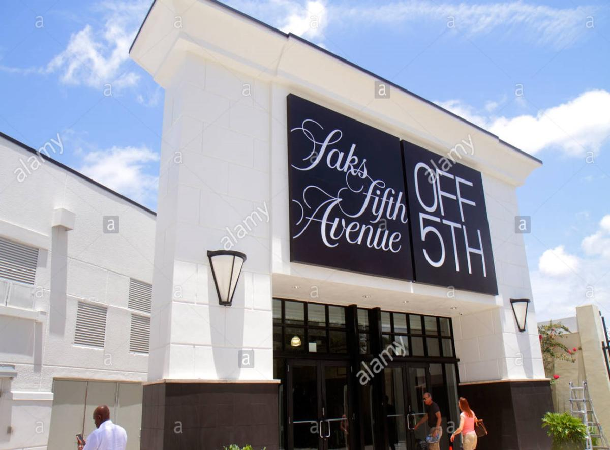 39f9febbd6 SAKS FIFTH AVENUE OFF 5TH AT THE COLONNADE OUTLETS