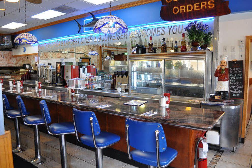 84 Diner Davie Fl 33325