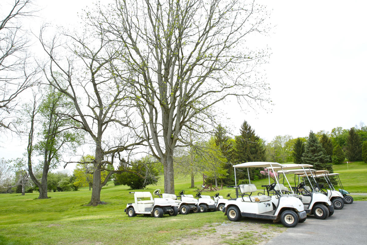 Indian Head Golf Course on 2002 chrysler gem cart, car cart, box cart,