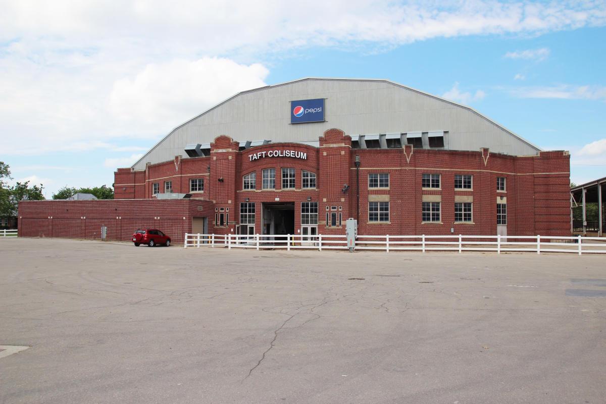 Columbus Ohio Back Pages >> Ohio Expo Center