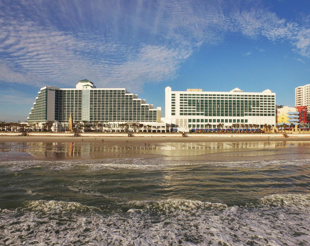 Hilton Daytona Beach Oceanfront Resort Daytona Beach Fl