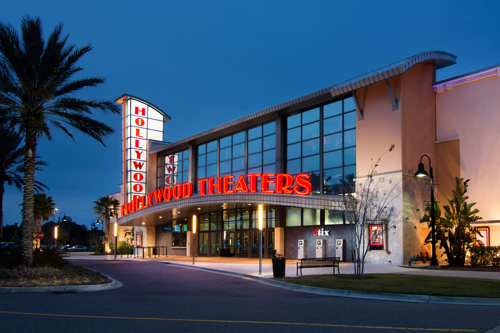 Hollywood Theaters Pavilion Stadium 14