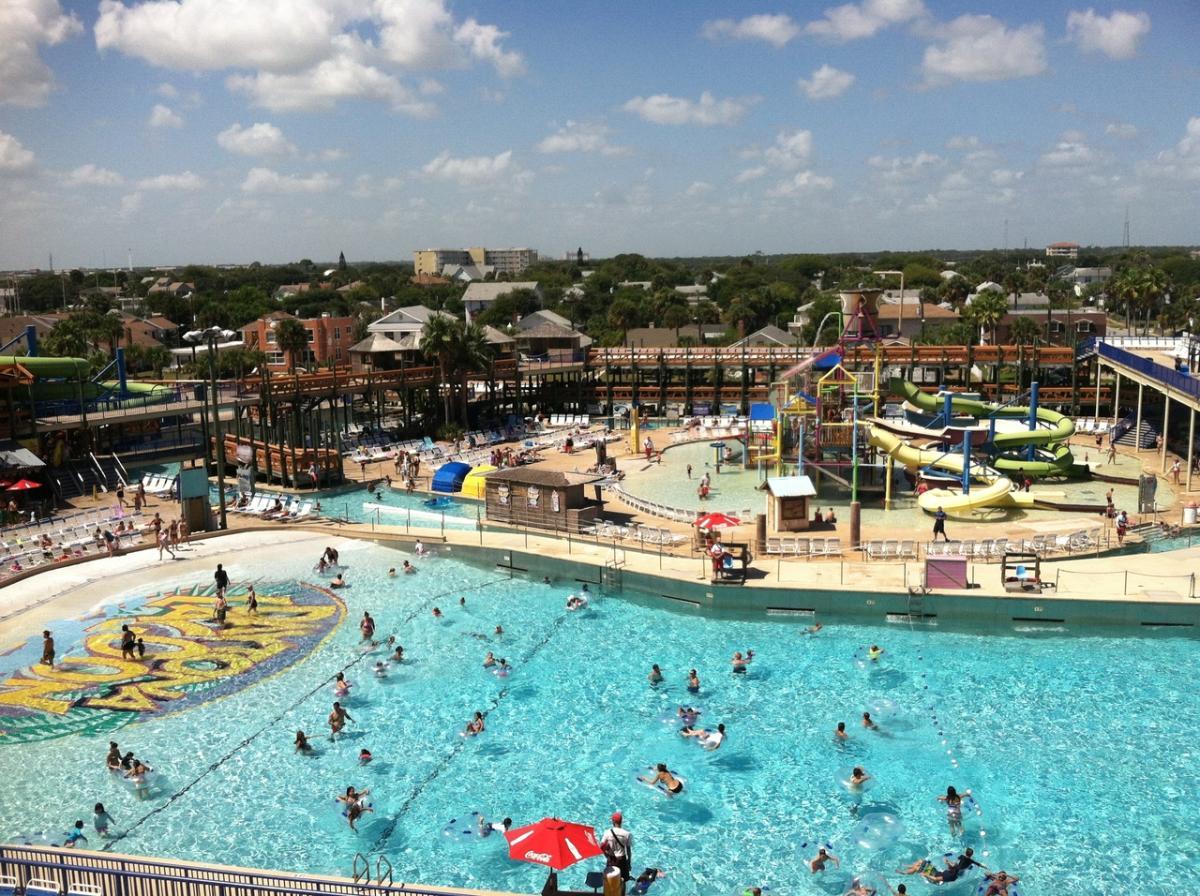 Daytona Lagoon Waterpark Entertainment Center