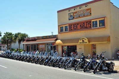 Midwest Motorcycle Al Tours