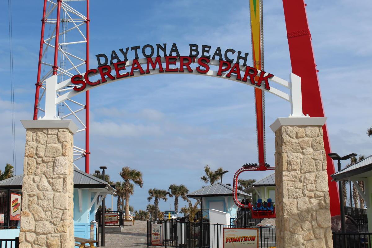 Screamer S Park Daytona Beach Fl 32114
