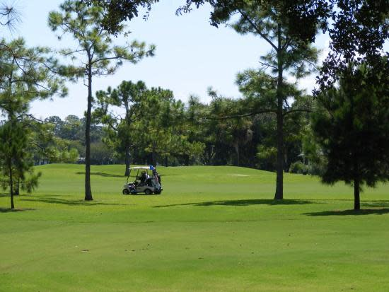 Riviera Country Club Florida Historic Golf Trail