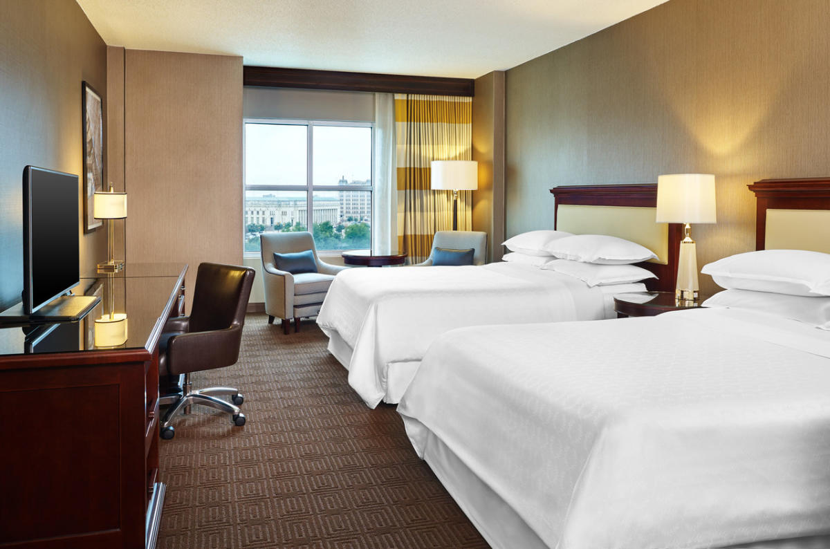 Sheraton Fort Worth Downtown Hotel Fort Worth Tx 76102 6511