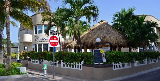 caribbean resort by the ocean hollywood fl 33019. Black Bedroom Furniture Sets. Home Design Ideas
