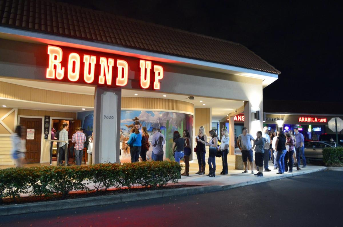 Round up davie hours