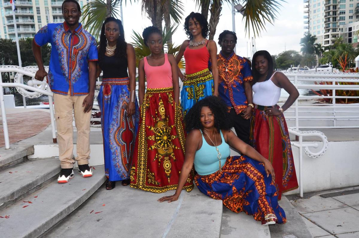 Zabba Designs African Clothing Store Plantation Fl 33317