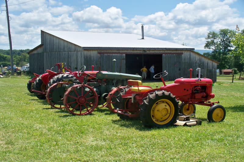 Fort Allen Antique Farm Equipment Association