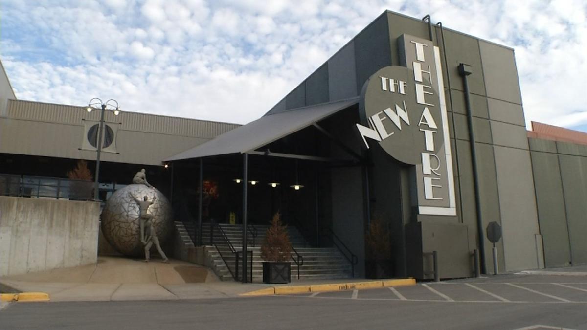 New Theatre Restaurant Exterior