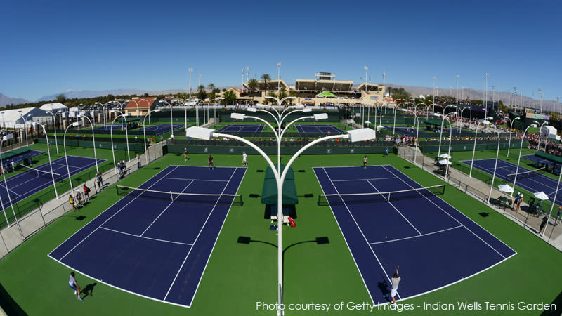 indian wells tennis garden - Indian Wells Tennis Garden
