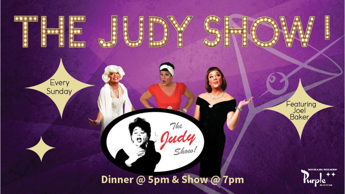 The Judy Show!