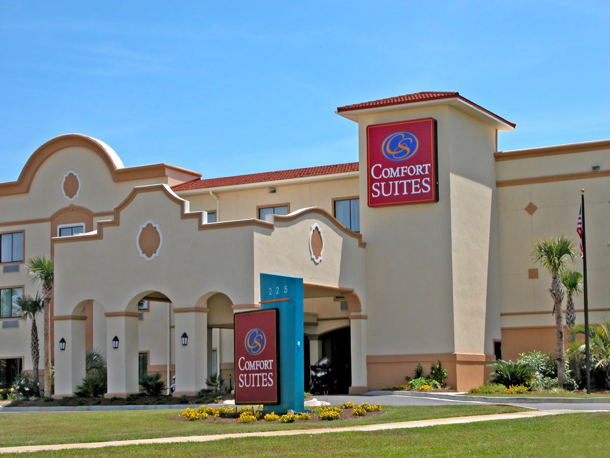 comfort suites panama city beach fl 32407. Black Bedroom Furniture Sets. Home Design Ideas