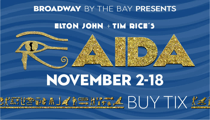 Image result for broadway by the bay aida