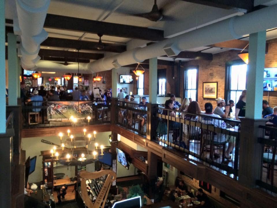 Harveys Restaurant And Bar