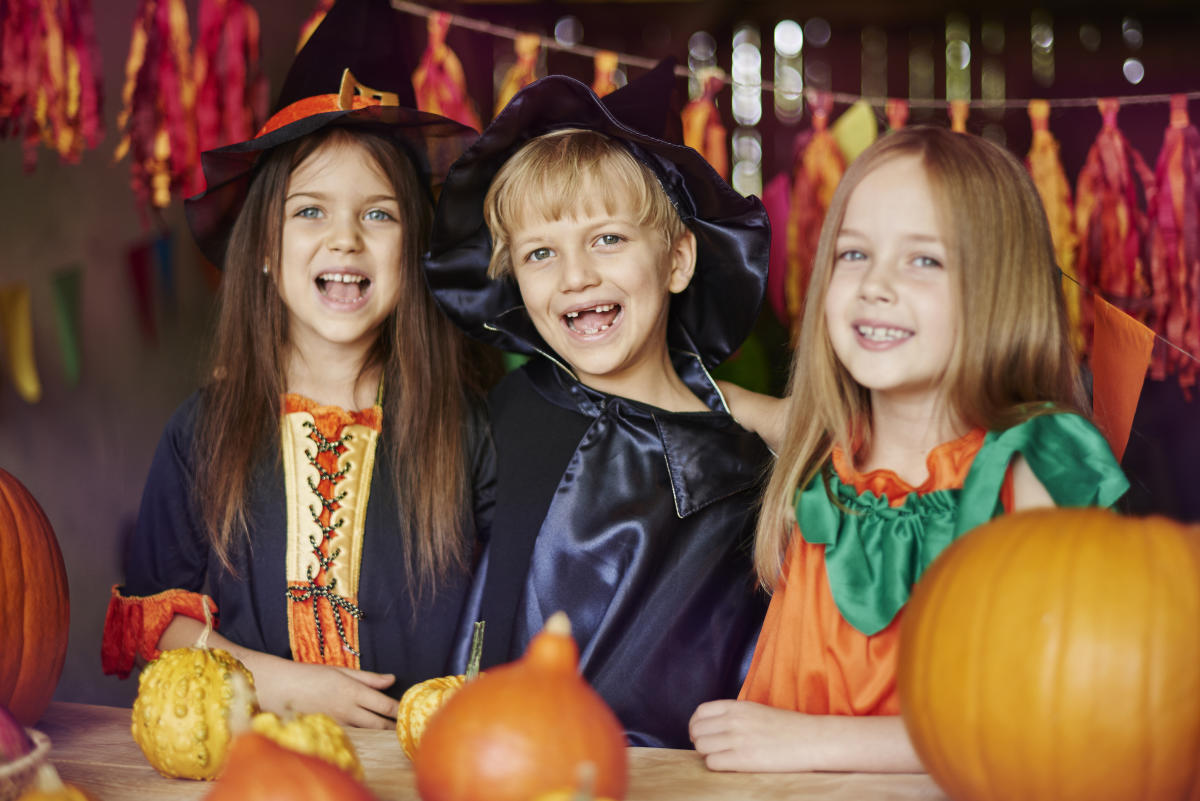 des moines halloween carnival and trick-or-treat path