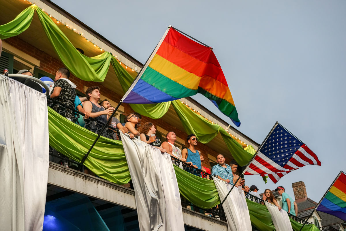 Gay new orleans events in New Orleans