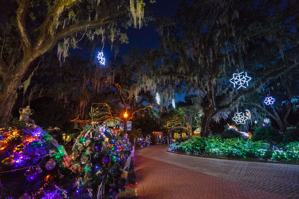 Christmas Lights In New Orleans 2020 Christmas In The Oaks New Orleans 2020 | Wnfmkw.econewyear.site