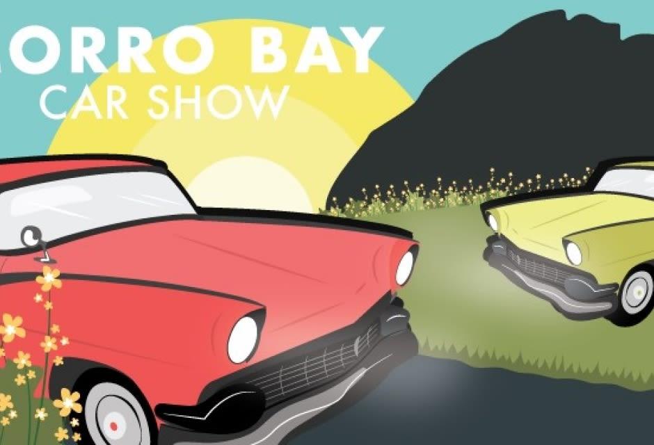Cruisin Morro Bay Car Show Morro Bay CA - Car show paso robles 2018